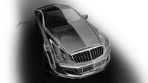 Aston Martin to build next-generation Maybach - report