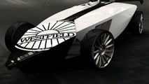 Westfield iRACER EV Under Development [Videos]