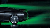 2012 Nissan GT-R facelift Wind-tunnel 18.10.2010