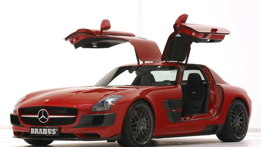 BRABUS WIDESTAR Wide Version for the Mercedes SLS