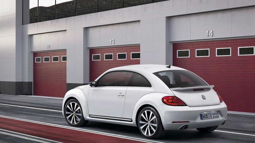 2012 Volkswagen Beetle pricing announced (US)