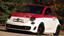 Fiat 500 Abarth Scorpion concept