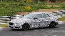 2015 Jaguar XE returns to Nurburgring