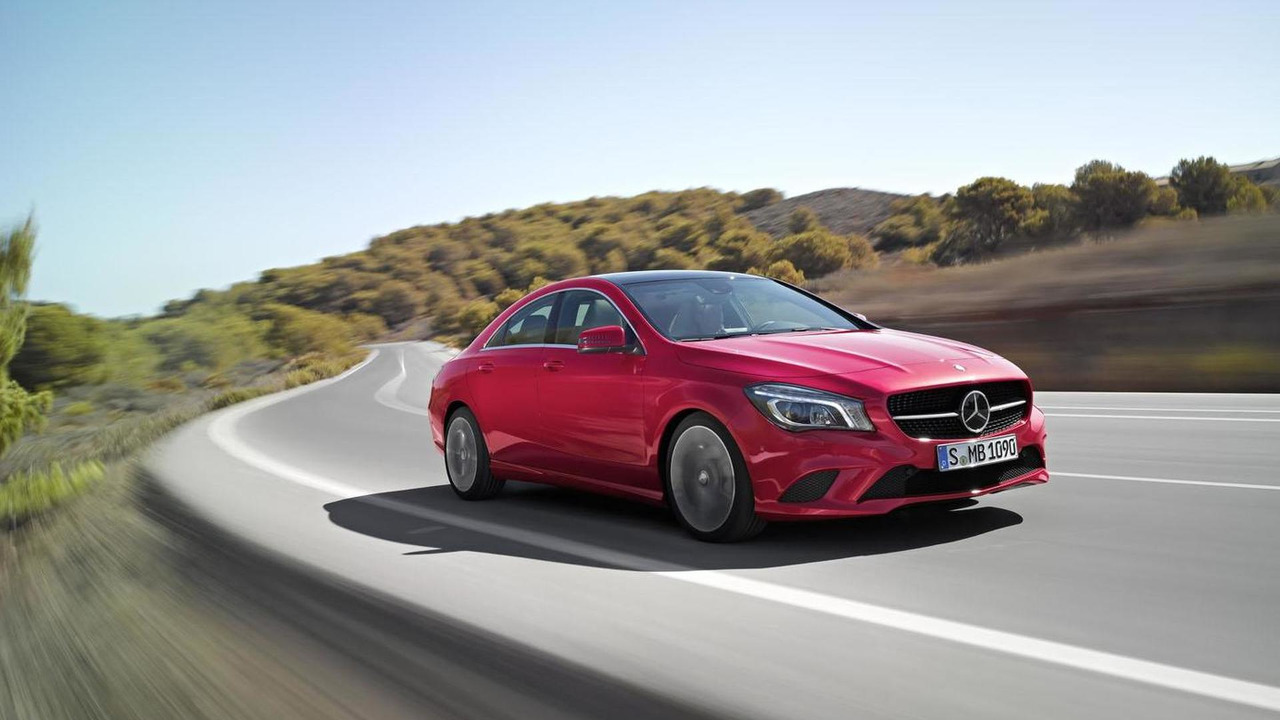 2015 Mercedes CLA
