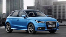 Audi A1 facelift revealed with 3-cylinder engines