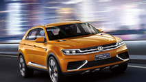 Volkswagen confirms new crossovers positioned below and above Tiguan