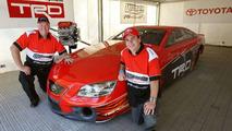 Toyota Aurion Pro-Factory Xtreme Drag Car