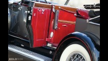 Duesenberg Model J Convertible Berline