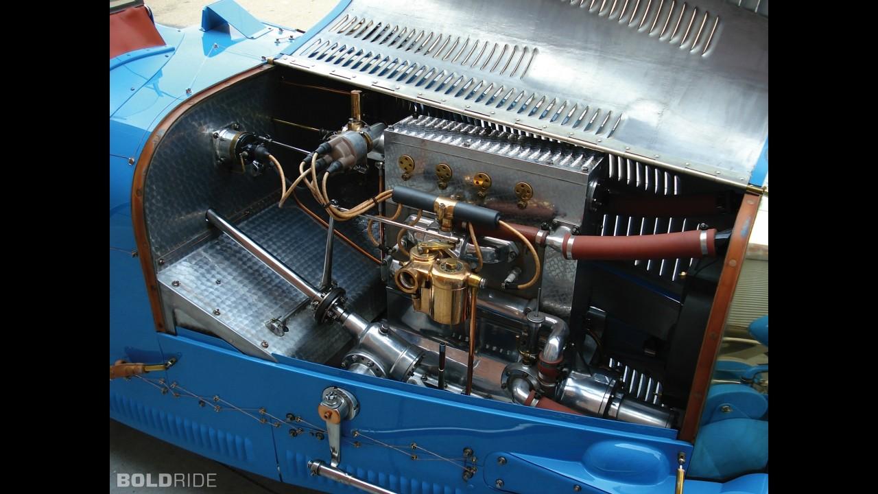 Bugatti Type 37 Grand Prix Recreation