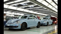 Volkswagen inicia produção da nova geração do New Beetle no México