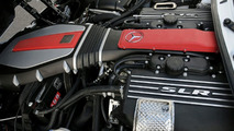 SLR McLaren Roadster BRABUS at Geneva