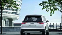 Audi A2 EV Concept 07.09.2011