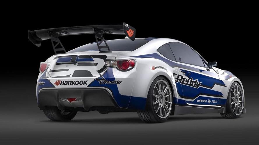 Scion FR-S race car roars into Detroit with 600 hp