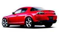 Mazda RX-8 True Red Style Special Edition