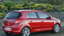 New Five-Door Opel Corsa