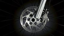 Mercedes moutain bike disc brake