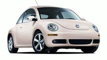 2006 VW New Beetle Facelift