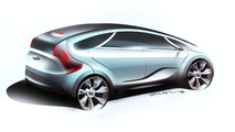 Hyundai HED-5 Concept to Debut in Geneva