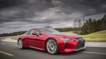 VIDÉO - La Lexus LC500 se fait entendre sur le Nürburgring