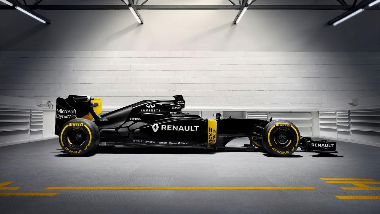 2016 Renault RS16 F1