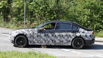 Chinese-market LWB 2012 BMW 3-Series spied for the first time