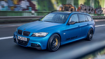 BMW 330d gets tuned M550d engine from BBM Motorsport with 850 Nm [video]