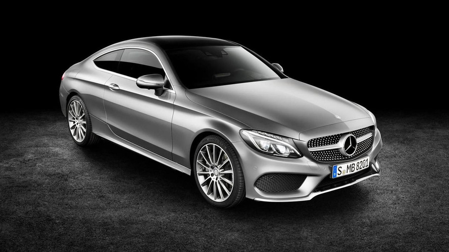 2017 Mercedes-Benz C300 Coupe available to order in U.S.