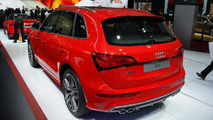 Audi SQ5 TDI exclusive concept arrives in Paris
