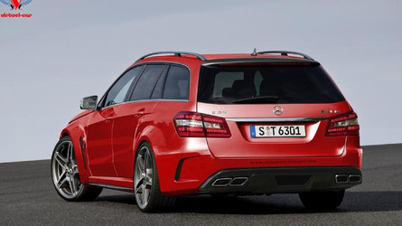 Mercedes-Benz E63 AMG Wagon Black Series rendered & speculated