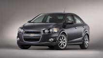 Chevrolet Sonic Dusk heading to SEMA, will go into production
