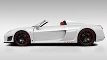 Noble M600 roadster rendering released