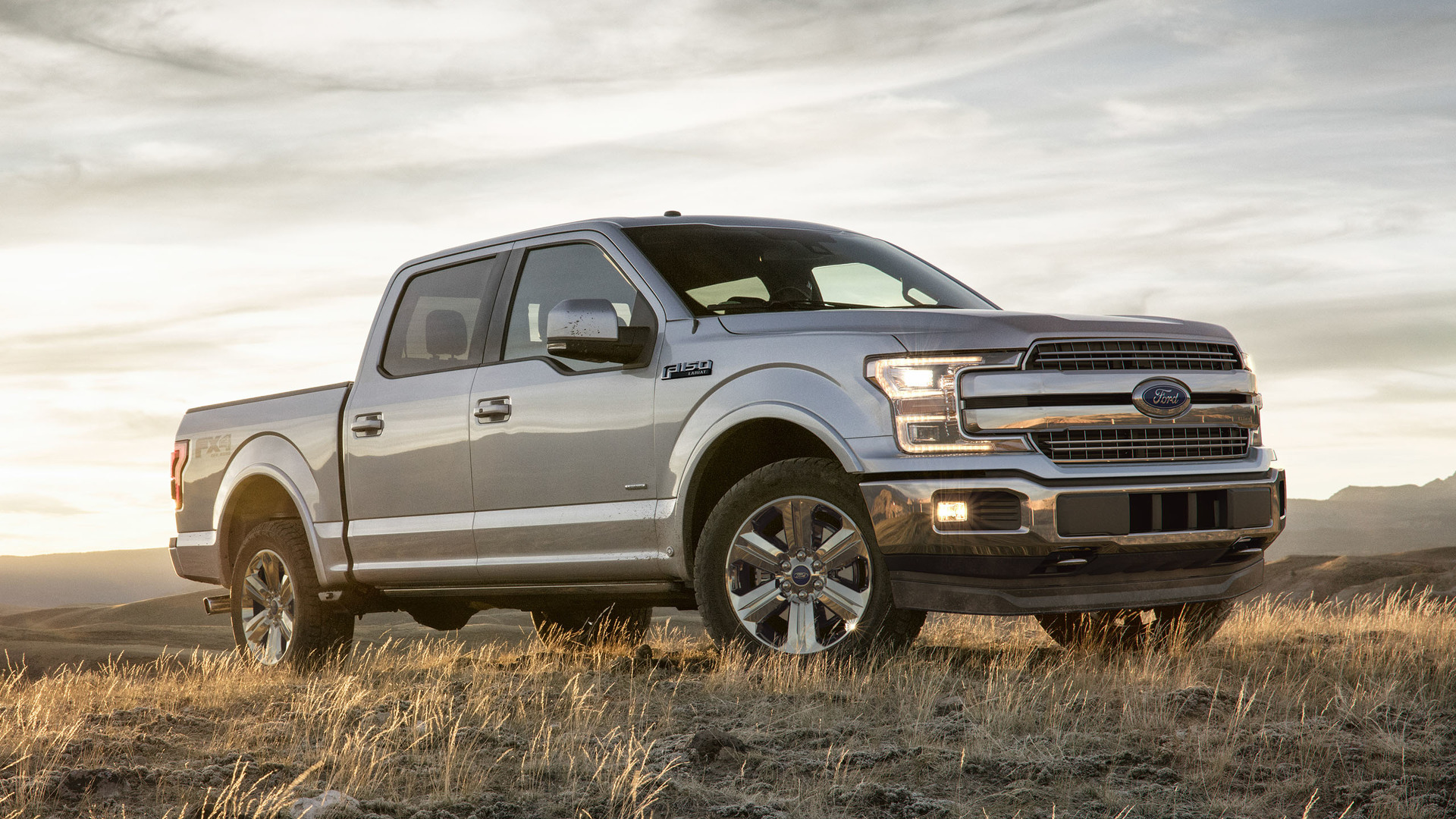 2018 ford f 150 debuts with fresh face diesel power ford inside news community