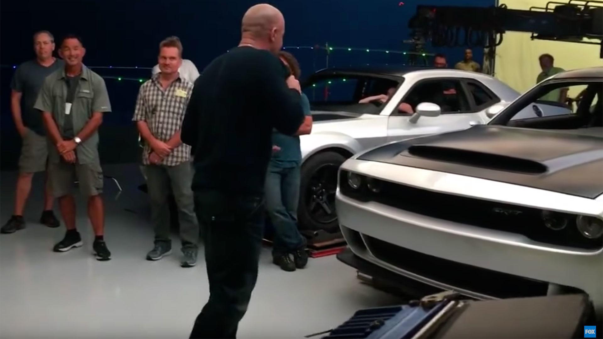 2018 Dodge Challenger Demon Leaked In Fast 8 Video