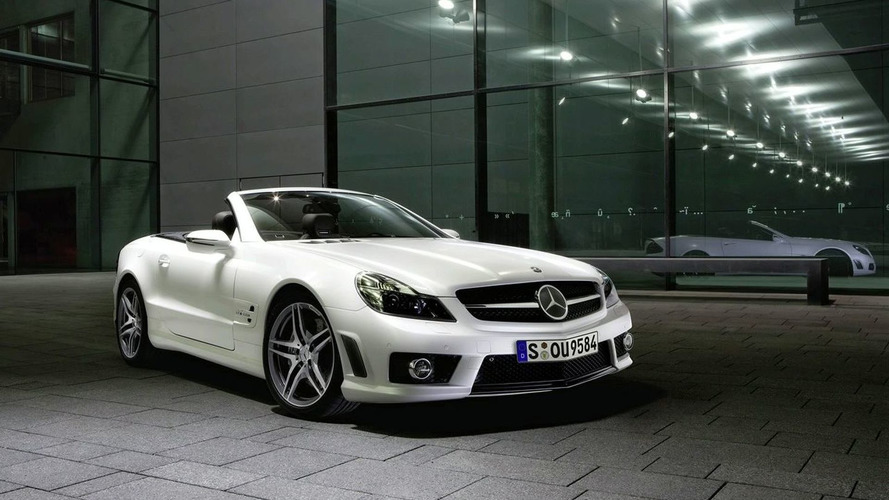 Mercedes SL 63 AMG Limited Edition IWC