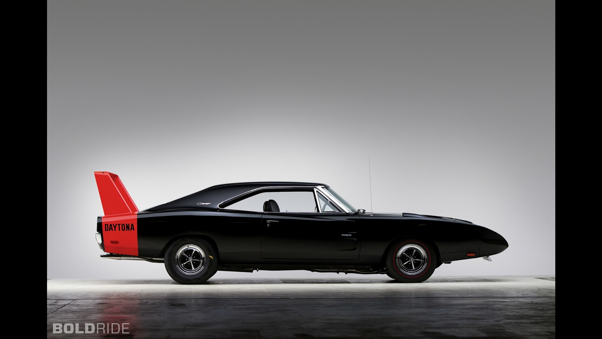Dodge Charger RT Daytona Hardtop Coupe Recreation