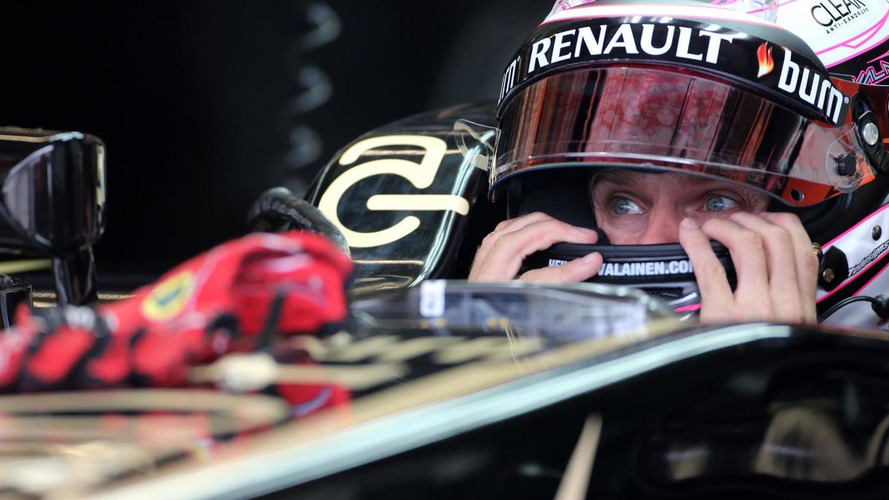Kovalainen in the running for 2014 seat - Lotus