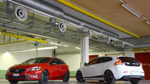 Volvo & Heico Sportiv build a V40 Sport 200 for Switzerland