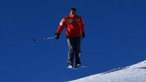 World waiting for next Schumacher news on Tuesday