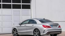 Mercedes-Benz CLA 250 Sports 04.09.2013