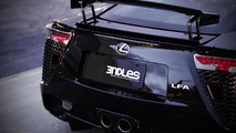 2012 Lexus LFA by De Alwis 31.10.2013