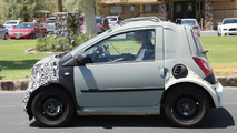 2014 Smart ForTwo mule spy photo 29.07.2013