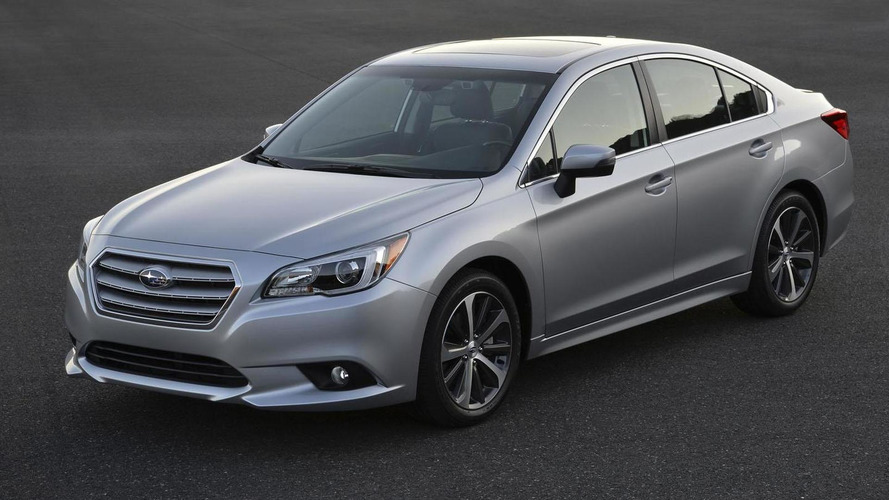 Subaru Legacy Sport in the works, could have 250 bhp - report