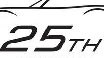 Mazda MX-5 25th anniversary logo