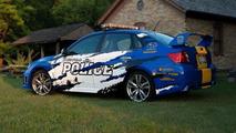 2012 Subaru WRX STI part of Greenfield, Wisconsin police department 25.10.2013