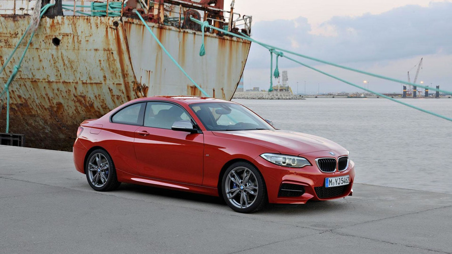 BMW M2 approved for production, could feature 380 PS - report