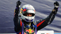 Rivals admit Vettel on cruise for fourth title