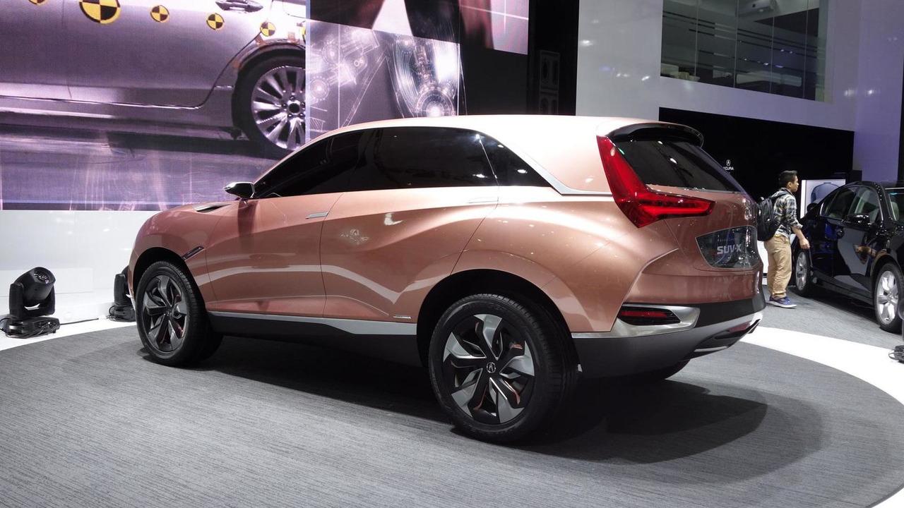 Acura Concept SUV-X at 2013 Auto Shanghai
