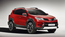 Toyota Auris Touring Sports Black, RAV4 Premium and RAV4 Adventure concepts debut in Geneva