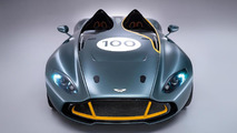 Aston Martin CC100 arrives in the flesh at Goodwood FoS [video]