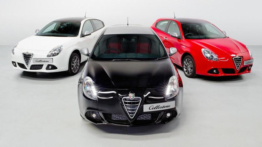 Alfa Romeo Giulietta Collezione limited edition announced